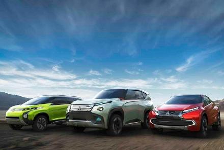 Mitsubishijevi koncepti spremni za Tokio
