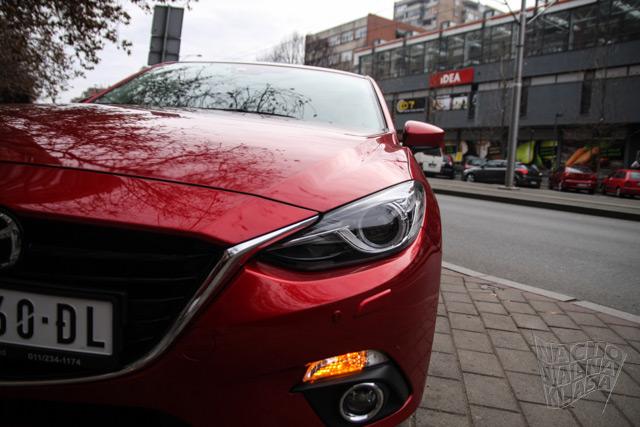Prvi utisci: Mazda 3 G165 Revolution