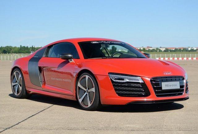 Audi R8 e-tron ide u proizvodnju