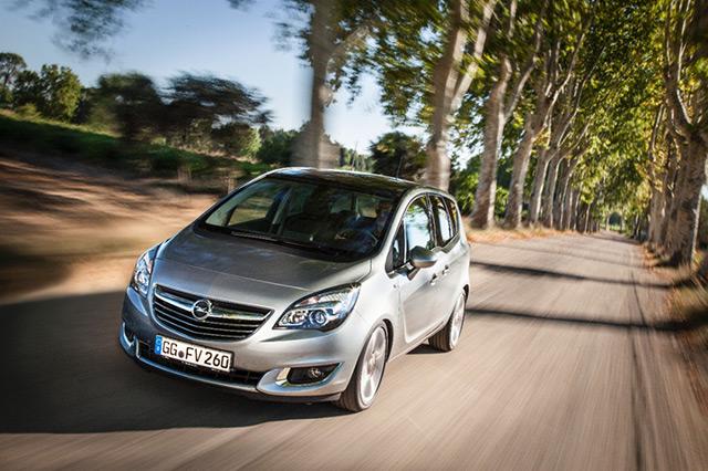 Nova Opel Meriva – unapređena efikasnost i fleksibilnost