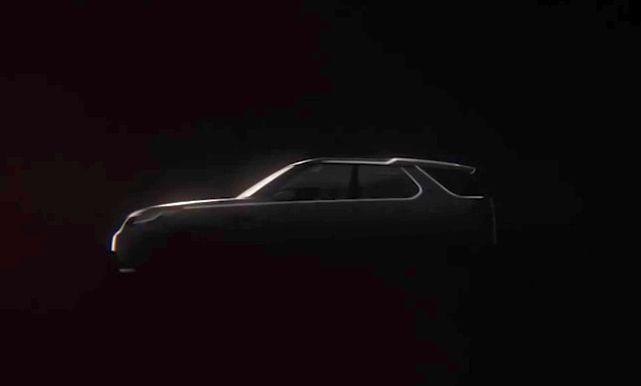 Land Rover najavio koncept Discovery Vision (VIDEO)