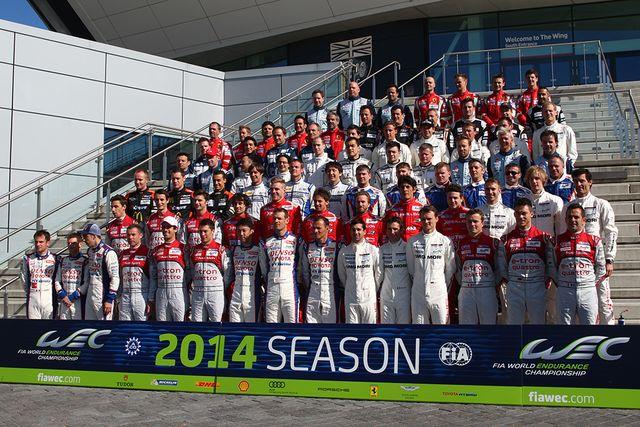 FIA WEC 2014 – Sve što se hteli da znate