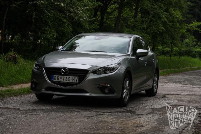 Prvi utisci: Mazda3 Sedan – zlatni presek?
