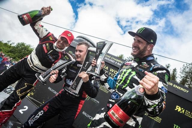 FIA World Rallycross Championship – Hell, Norvay