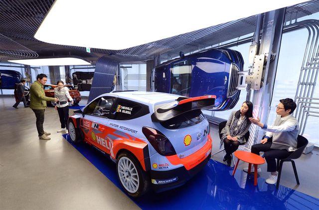 Nino Frison je tehnički direktor Hyndai Motorsport odeljenja