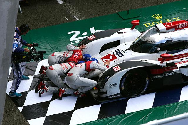 Audi i ove godine gospodari Le Manom