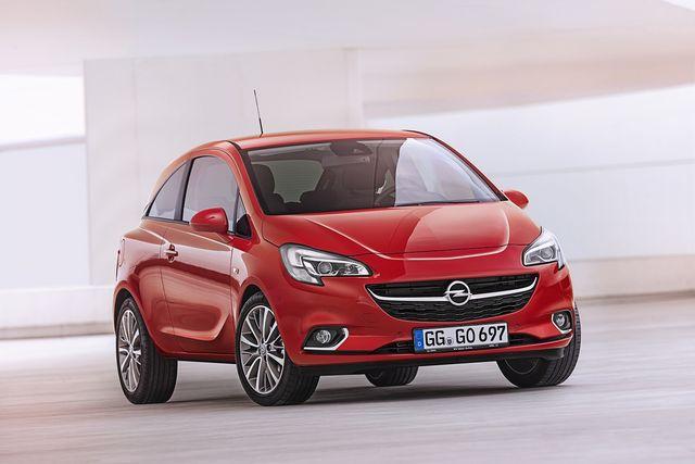 Opel Corsa – peta generacija