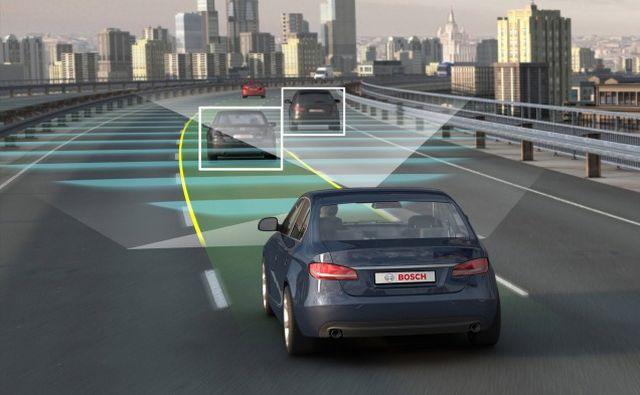 Bosch razvija laserski radar