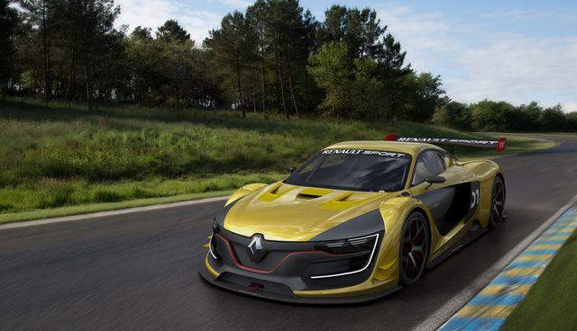 Renault GT trkačka mašina – R.S. 01