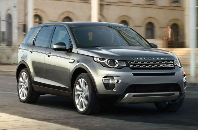 Novi Land Rover Discovery Sport (VIDEO)