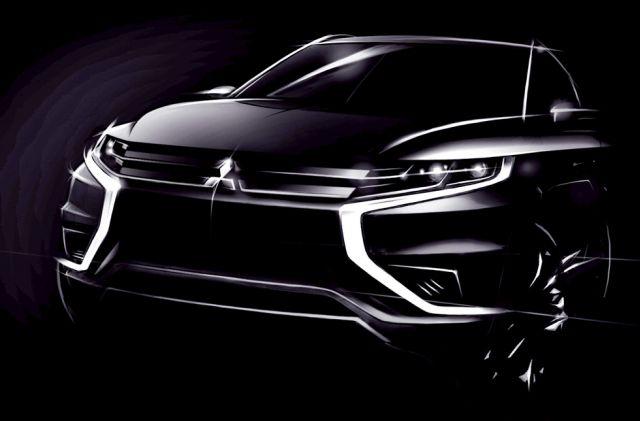 Mitsubishi najavio novi konceptualni Outlander