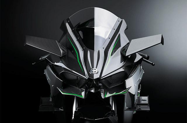 Kawasaki H2R, vrhunska zver!