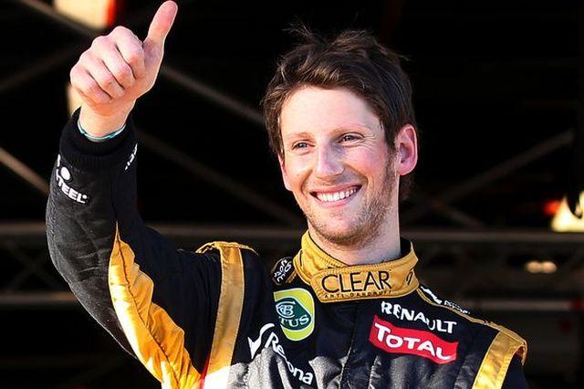 F1: Grožan ostaje u Lotusu