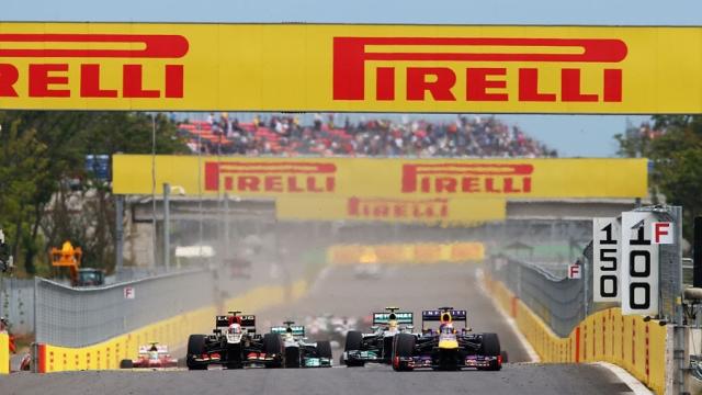 F1: VN Koreje ponovo na kalendaru