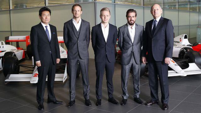 F1: Alonso u Meklarenu, Baton ostaje