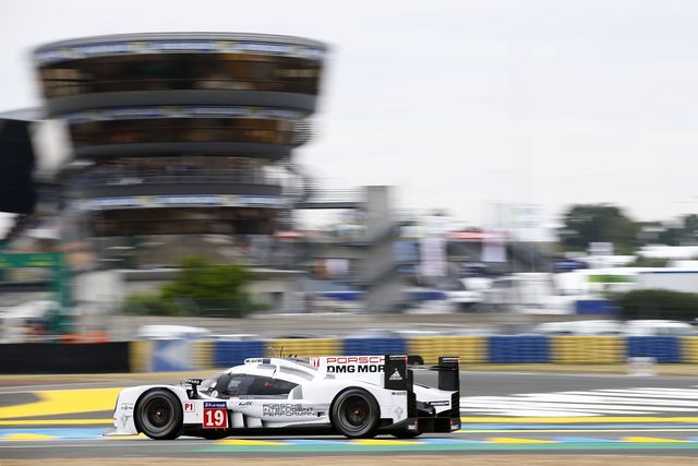 Le Mans: Porsche 1-2-3, oboren rekord – 3.16!