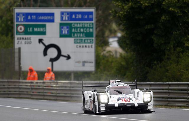 Le Mans: Porsche najbrži na zvaničnom Le Man testu