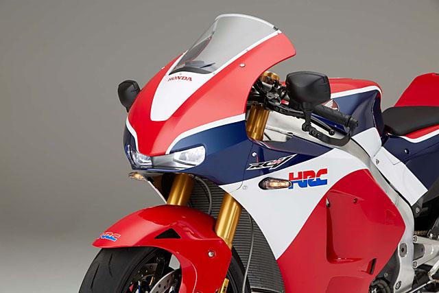 MotoGP mašina za ulicu, Honda RC213v-S