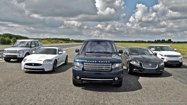 Jaguar Land Rover pravi automobile u Austriji