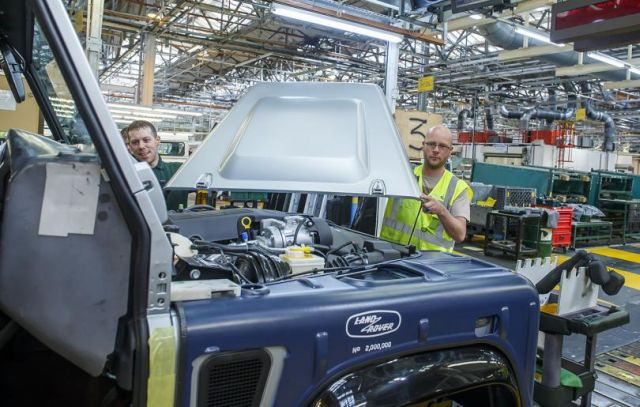 Jaguar Land Rover planira fabriku u Slovačkoj