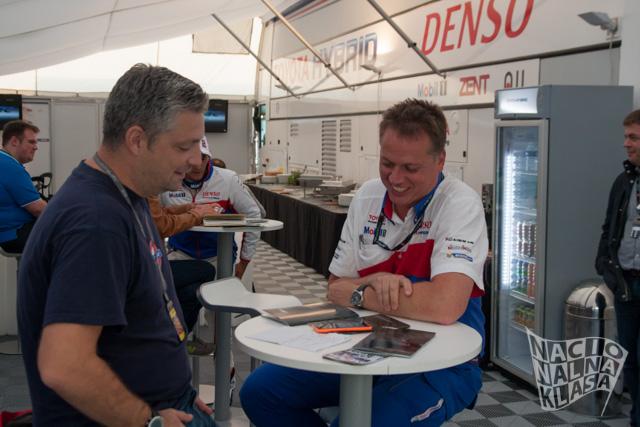 Intervju: Džon Litjens (Toyota Motorsport)