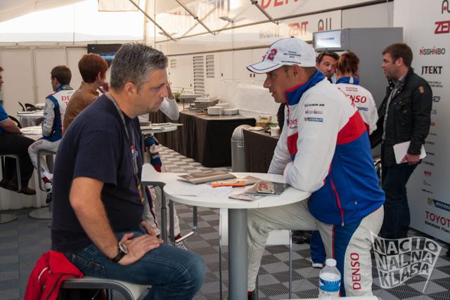 Intervju: Stefan Sarazan, Toyota Motorsport
