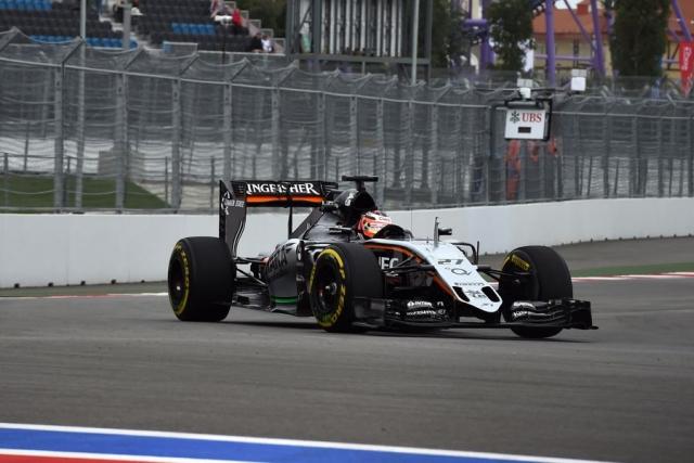 F1: Odlaganja i kiša na prvim treninzima u Rusiji