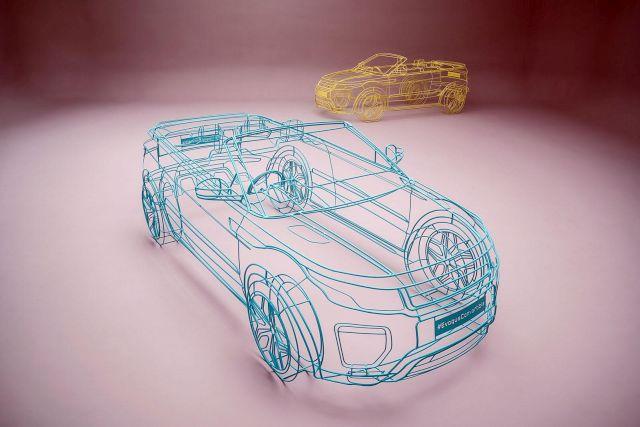 Range Rover najavio Evoque kabriolet