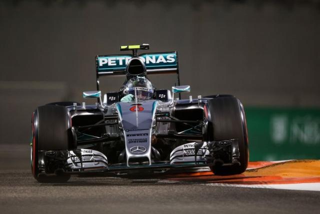 F1: Mercedesi najbrži u Abu Dabiju