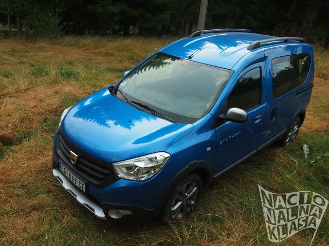 NK TEST: Dacia Dokker Stepway