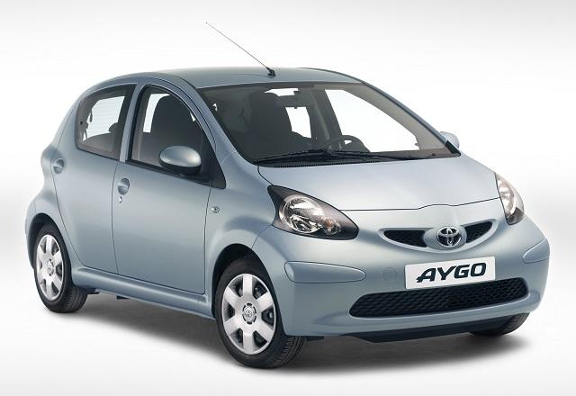 Toyota Aygo1