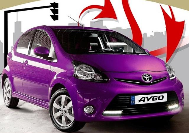 Toyota Aygo2