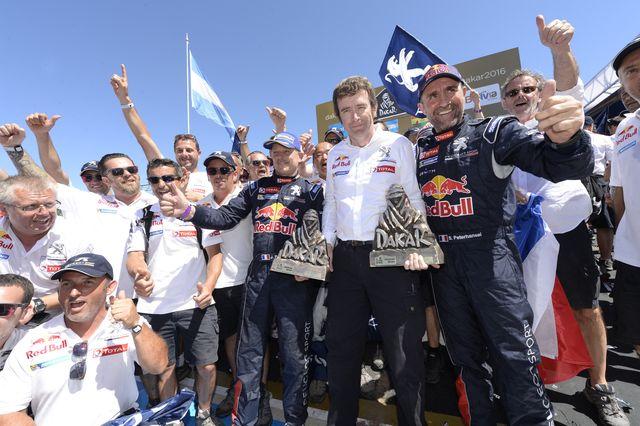 Dakar: Peterhansel i Peugeot 2008 najbrži na Dakaru