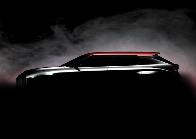 Mitsubishi najavio Grand Tourer koncept