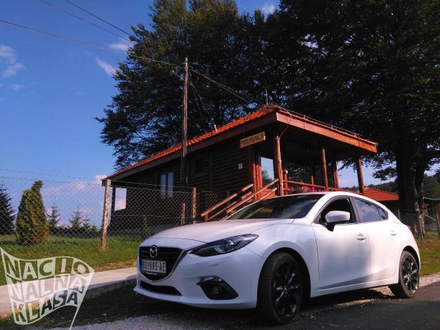 NK TEST: Mazda 3 G120 Takumi
