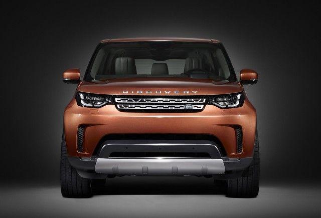 Novi Land Rover Discovery – prva slika
