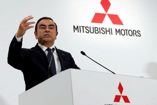 Karlos Gon na čelu Mitsubishija