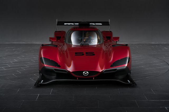 Mazda DPI prototip – RT24-P