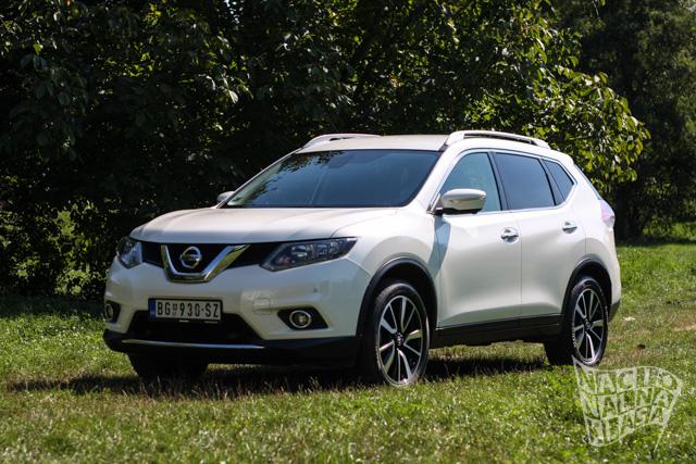 Prvi utisci: Nissan X-Trail 1.6 dCi X-Tronic