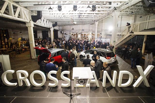 Crossland X premijera