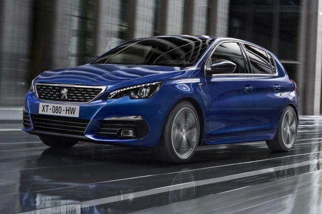 Peugeot sportski hibridi od 2020. godine