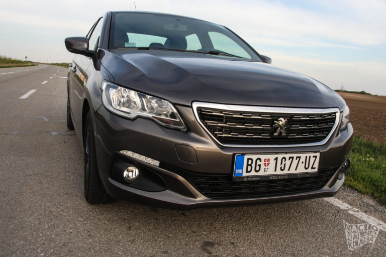 NK TEST: Peugeot 301 1.6 BlueHDi