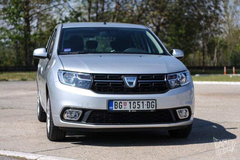NK TEST: Dacia Sandero Easy-R