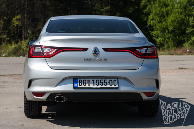 NK TEST: Renault Megane Grandcoupe dCi 110 EDC