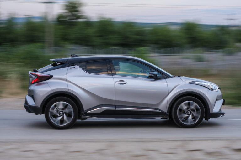 Prvi utisci: Toyota C-HR