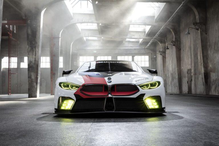 BMW M8 GTE – BMW Motorsport u napadu na Le Man