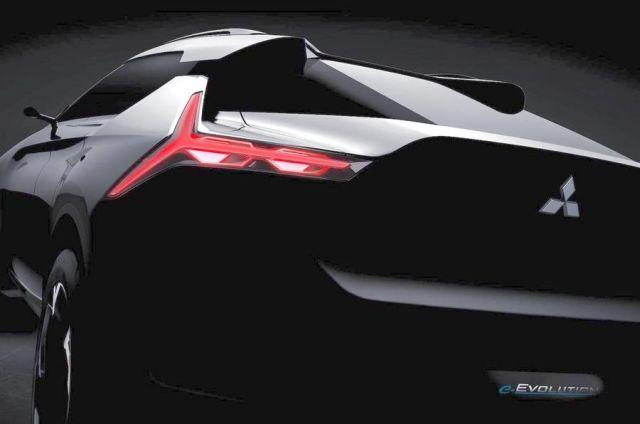 Mitsubishi najavio električni SUV kupe