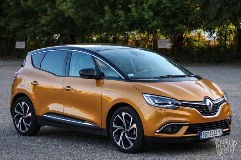 Prvi utisci: Renault Scenic dCi 160 Bose EDC