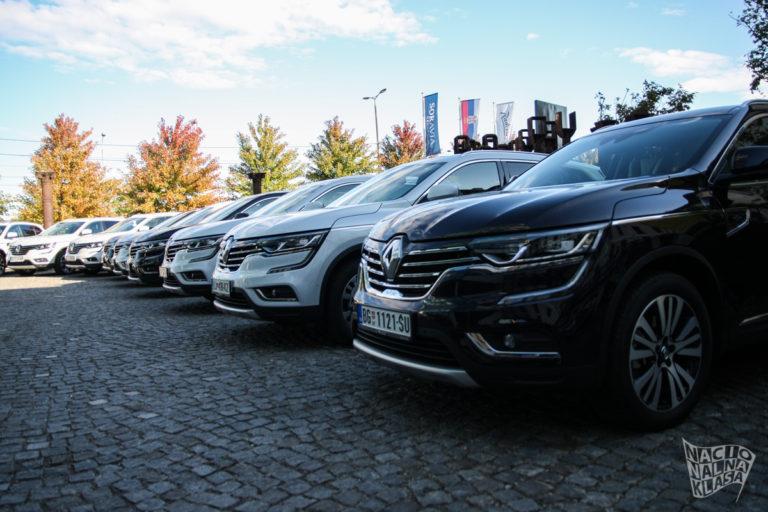 Renault Koleos predstavljen na Fruškoj gori