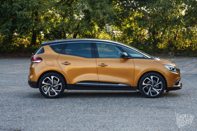 NK TEST: Renault Scenic dCi 160 Bose EDC